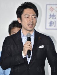 小泉進次郎、部会長2期目の異例 農協改革の正念場