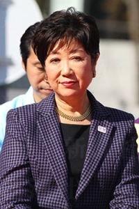 「小池百合子」秘書、父親は朝鮮総連とズブズブの関係