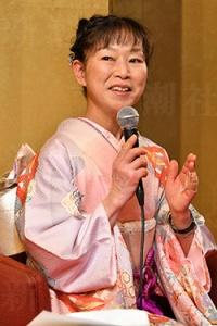 「内村航平」母の1万5000円トークショー 子育てを語る