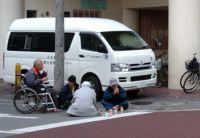 白骨化遺体に結核蔓延…西成あいりん地区ホームレスの絶望(上)