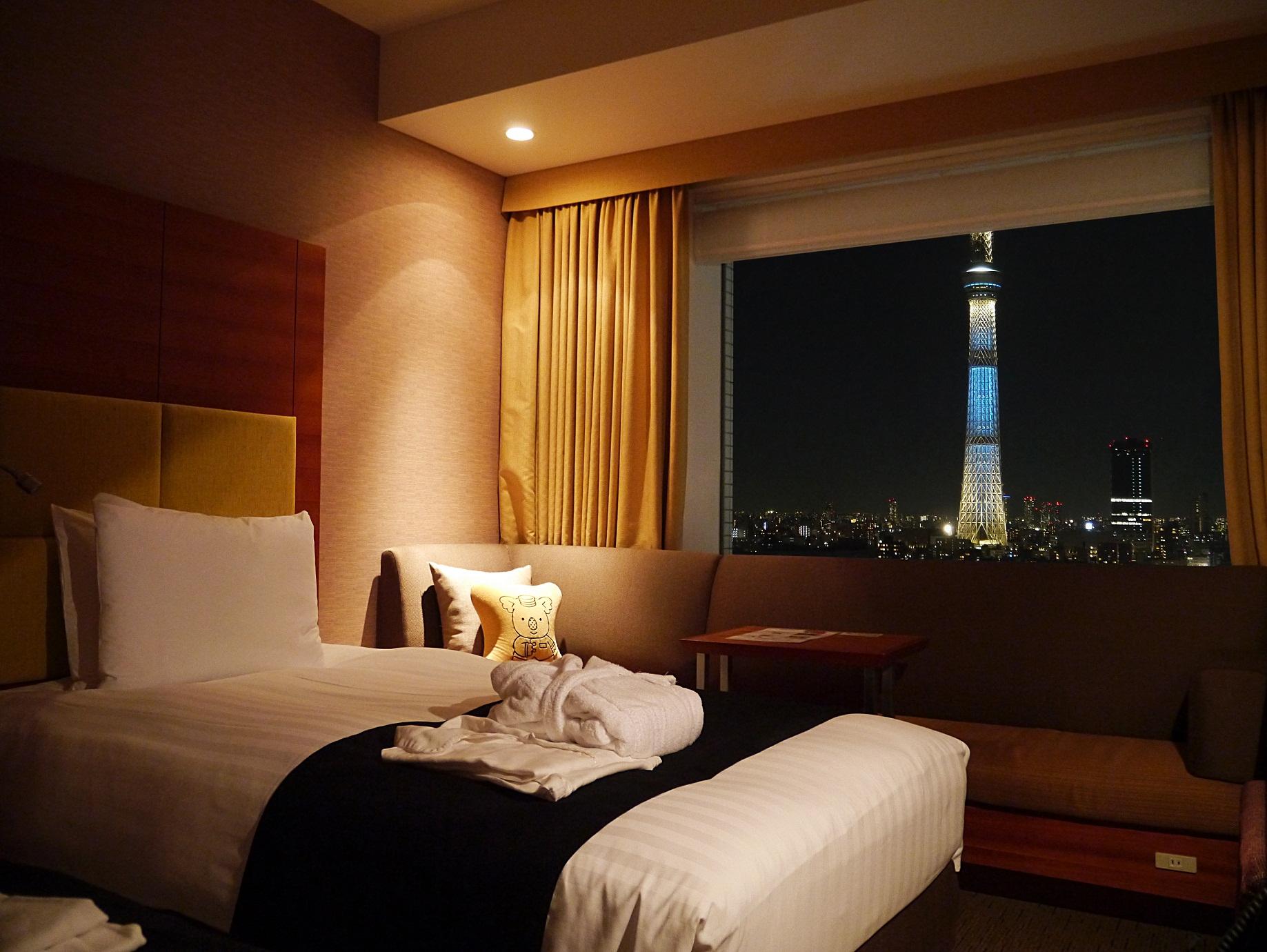 東京スカイツリーの最高の夜景を...