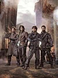 三銃士を描いた歴史ドラマ『マスケティアーズ』がシーズン3で終了へ