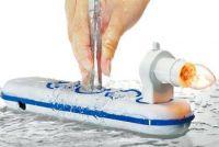 水に濡れても漏電・感電しない!生活防水コンセント・タップ「ウェット・セーバー」