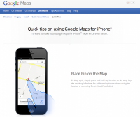 Googleマップ、超便利な10のワザ コンパスモードで地図が回転、指1本でズームetc