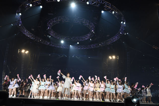 AKB48チーム8初サプライズ!春の大人事異動にファン驚愕