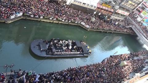 【経済】大阪の外国人観光客、35%増の711万人©2ch.net YouTube動画>10本 ->画像>182枚
