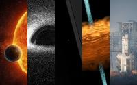 14億km彼方の故郷・1970年代のコンピューターが描いたブラックホール・宇宙ハンバーガー:画像ピックアップ77