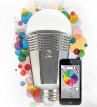 Bluetooth対応 LED電球 Lumen 発売。スマホから調光・調色、着信通知やタイマーに対応