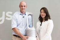 有毒ガスも取り除く、新Dyson Pureのフィルター性能強調「従来の空気清浄機は集塵せずに空気中に拡散」