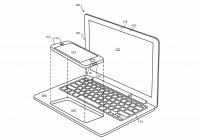アップル、iPhone / iPad用合体ノート型デバイスを特許申請。iPhoneを埋め込んで機能拡張?