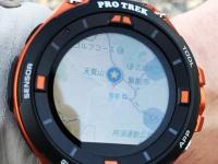 カシオPRO TREK Smart WSD-F20 レビュー。アウトドアでの実力は?