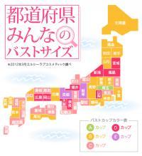 岐阜と京都が凄いな。埼玉県は。
