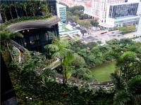 まるで植物園! ユニークすぎるシンガポールの新ホテル