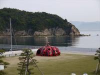 世界のアート好き外国人が注目する小さな島、「直島」へ