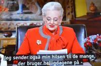 女王のスピーチを聞かないと新年を迎えられない国民