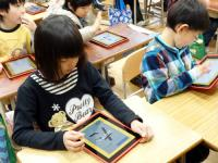 1人1台iPad! タブレットで学ぶ今どきの小学生