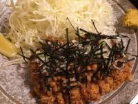 茨城県水戸の「納豆とんかつ」がクセになる逸品