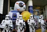 「スター・ウォーズの日」に渋谷がお祭り騒ぎ スペシャルイベントに潜入