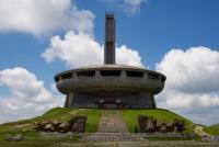 東欧に残るブルガリア共産党の巨大廃墟に行ってみた