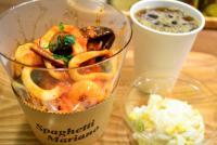 サイゼの新業態「スパゲッティマリアーノ」 注文から到着までが3分以内で超早い!