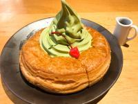 コメダ珈琲の和カフェ「おかげ庵」で抹茶シロノワールを食べてきた!
