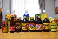 「オロナミンC」系飲料No.1を決めろ! 炭酸栄養ドリンク15種飲み比べ
