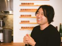 書道家・武田双雲がオーガニックカフェをオープンしたわけ
