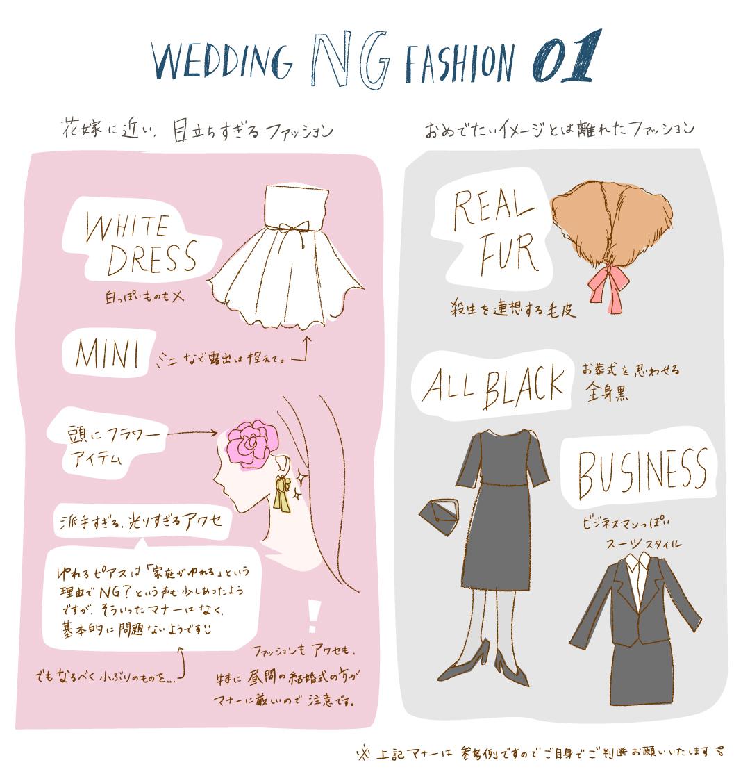 wedding イラスト おしゃれ | 7331 イラス