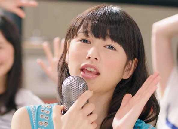 超絶可愛い桜井日奈子がズンドコ節を踊る絶妙なCM