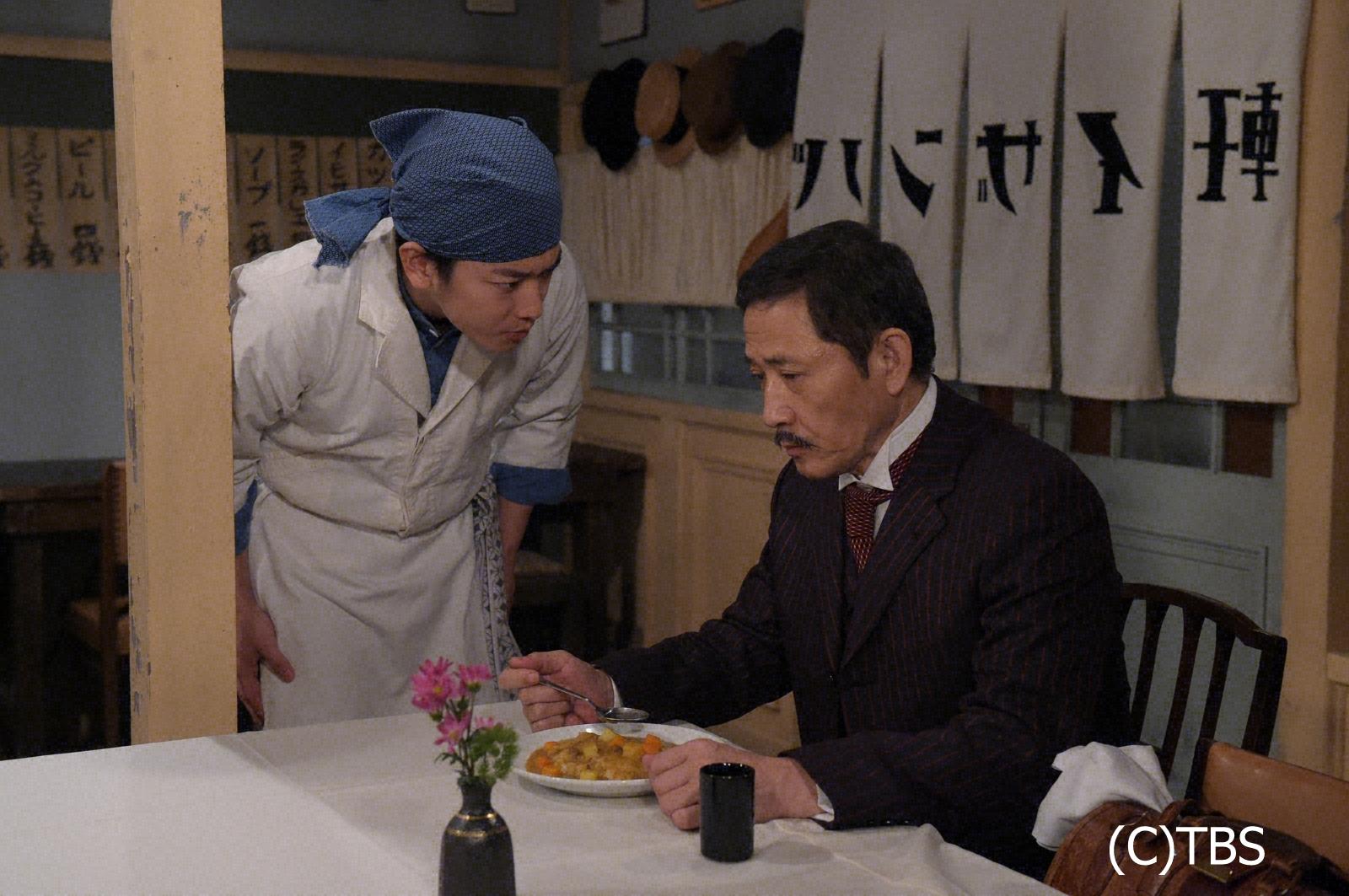 天皇の料理番(ドラマ)の動画を1話~最終回まで無 …