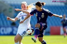 途中出場2選手の活躍でアイスランドを退けた日本、アルガルベ杯を9位で終える