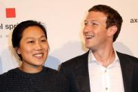 ザッカーバーグ、FB好決算で3500億円の資産増 ジェフ・ベゾスに迫る