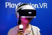 ソニー製VRは失速か 調査企業が売上予測を大幅引き下げ