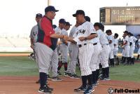 【日米大学野球】 MLB目指す米国大学代表の日系三世 来日で「ルーツをたどれてうれしい」