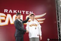 楽天、栗原健太の引退を発表 広島から加入1年で現役生活に幕