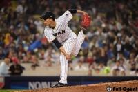 侍J・千賀、敗戦投手も強烈印象 米国ファン驚嘆「すぐにMLBでプレーを」