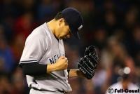 投手戦演じた宿敵エースが田中将大に脱帽「誰よりもタフなピッチャー」