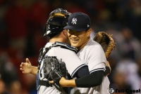 田中将大、1079日ぶり完封は「格別」 日本で18度達成も、MLBでは2度目