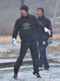 [選手権]開志学園JSC高の実力派守護神・子安崇弘「他のチームに劣っている気はしない」