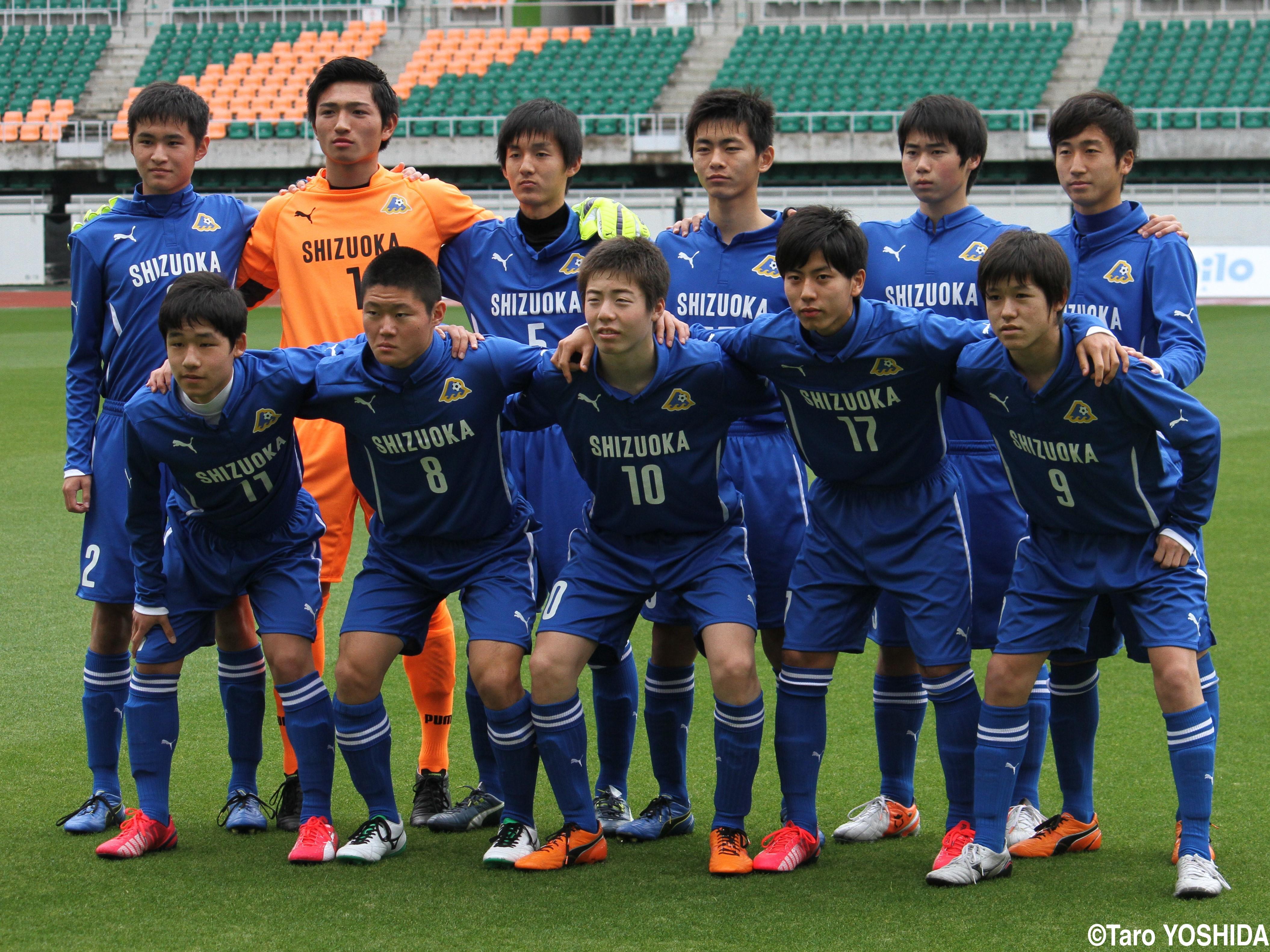 U-16静岡県選抜は鈴木魁先制ゴールも逆転負け・・・(24枚)