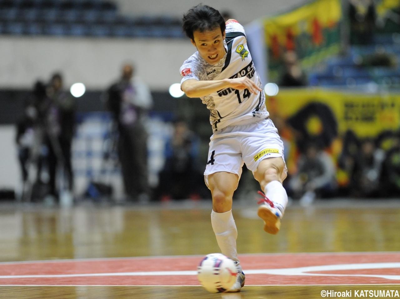 [Fリーグ]PUMA杯準優勝の神戸が日本代表FP西谷ら4選手の退団を発表
