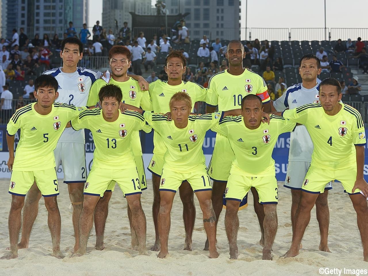 ビーチサッカーW杯に臨む日本代表メンバー発表、茂怜羅オズら選出