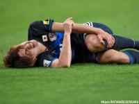 左足負傷の大迫「膝ではない。大丈夫でしょう」
