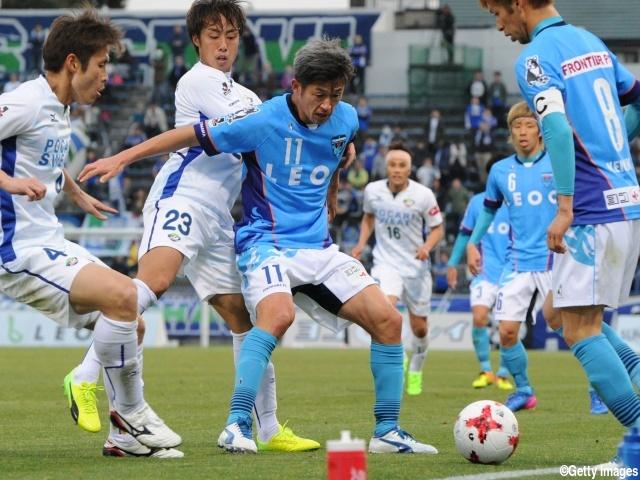 カズ復帰も不発「やり直しです」 日本代表にはエール「慎重に、強気に」