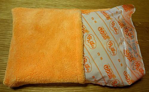 【ネットでの評判検証】『ゆたぽん』ちょうどいいあったかさが続くレンジでチンするジェルタイプ湯たんぽを試す