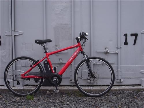 電動自転車 電動自転車 おすすめ 女性 : バイク型電動アシスト自転車 ...