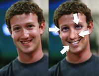 Photoshop加工された写真を見破るテクニック集