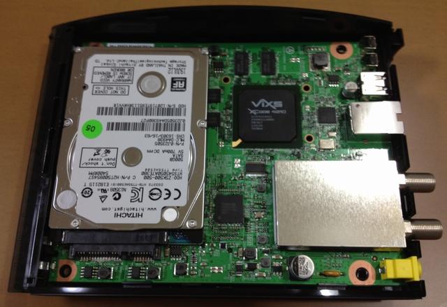 nasneの内蔵HDDをバックアップ&1TBに換装してみました!