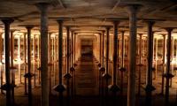 ヒューストンの地下がまるで神殿。地下貯水槽が一般公開