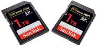 世界初、1TBのSDカード。あなたのパソコンより大容量かも